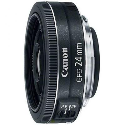 Canon Ef-s 24mm F 2.8 Stm
