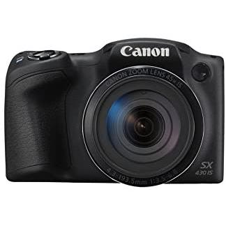 Canon Italia PowerShot SX430 IS Fotocamera Digitale Compatta
